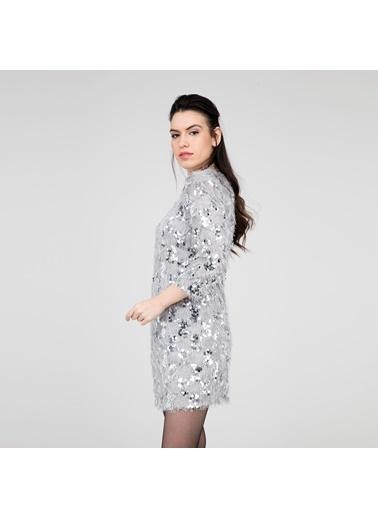 Ayhan Elbise Gri